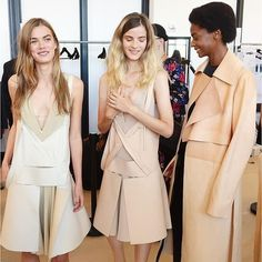 10 Things to Know About Calvin Klein's Spring 2016 Show