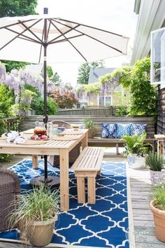 Our Deck Refresh #sponsored