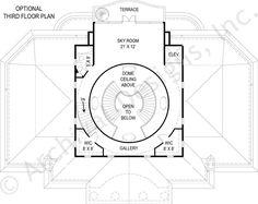 Villa Capri House Plan -
