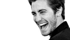 Jake Gyllenhaal...look at that smile! :)