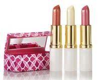Estee Lauder 4 pc. Bonus Gift: Lipsticks, Lip Conditioner and Mirror Case by Estee Lauder. $18.99
