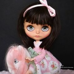 https://flic.kr/p/AHv9UQ | ERYKAH my latest blythe custom, hope you like…