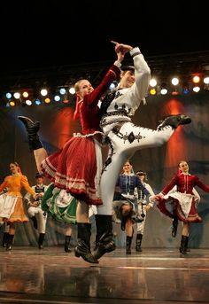 Slovak National Folklore Ballet Lúčnica's Forever Young   #Dance #Folklore #Ballet