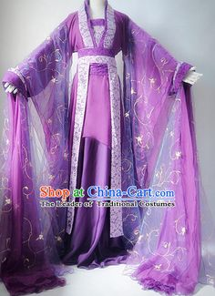 Chinese Costume Ancient Dress Classic Garment Suits Imperial Princess Queen…