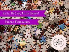 ethiopia adoption puzzle fundraiser 4onemore.com