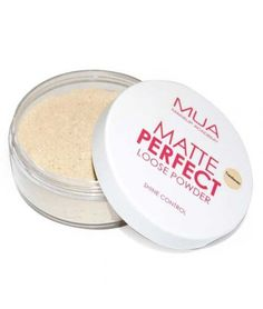 MUA Matte Perfect Loose Translucent Powder