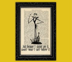 Hey, I found this really awesome Etsy listing at https://www.etsy.com/listing/199641873/jack-skellington-just-because-print