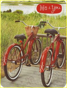 Who knows what it is about #bikes, but they're just so #romantic.