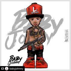 "213 Me gusta, 4 comentarios - i m a g i n a t i o n © (@carlozdesign) en Instagram: ""#Repost @babyjohnny with @repostapp ・・・ Buenas tardes !!!! Coming soon #SalimosABuscarte…"" Graffiti Characters, Fictional Characters, Trill Art, Stoner Art, Bad Bunny, Tatoos, 4x4, Kicks, Animation"