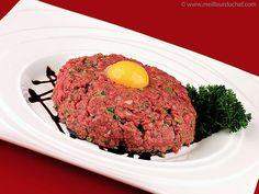 Steak tartare - Meilleur du Chef