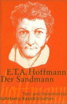 """#865. """"Der Sandmann""""  ***  E.T.A. Hoffmann  (1817)"""