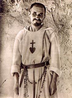 Portrait officiel de Charles de FOUCAULD