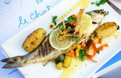 Restaurant Le Chat qui Pêche #France