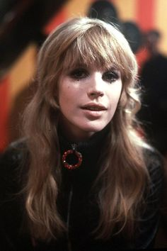 MARIANNE FAITHFULL+  A cool one that made it through looking great.