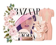 """""""spring. pink. floral."""" by loz9619 ❤ liked on Polyvore featuring Bela, Posh Girl, Chanel, Essie, Urban Decay, MAC Cosmetics and Giuseppe Zanotti"""