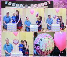 22 Best Gender Reveal Dinner Party Images Pregnancy Gender Party