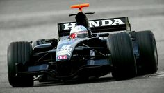 Marco Andretti tested for Honda F1 in 2006, 07.