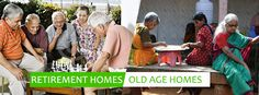 The difference between retirement homes and old age homes  Read the full story @ http://ananyashelters.com/…/the-difference-between-retirem…/