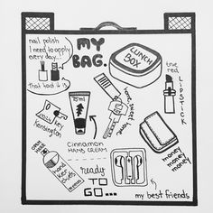 In case anyone is interested in what is in my bag, here it is! Inside My Bag, Photoshop 4, True Red, You Bag, My Bags, My Best Friend, Playground, Markers, Nail Polish