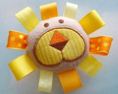 Baby Lion Softie Embroidery Design for Machine Embroidery In-The-Hoop Toy