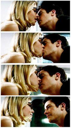 The Flash - Felicity and Barry #1.4 #Season1