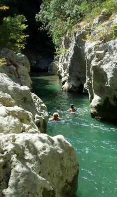 Sources of the river Acheron, Epirus, Greece The ancient entrance to Hades ( by Alexis Gl. Places Around The World, Travel Around The World, Around The Worlds, Places In Greece, Exotic Places, Greece Travel, Greek Islands, Albania, Adventure Travel