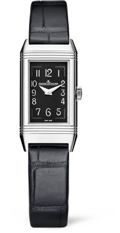 @jlcwatches Reverso #add-content #bezel-fixed #bracelet-strap-leather #brand-jaeger-lecoultre #case-depth-7mm #case-material-steel #case-width-32-5-x-16-3mm #delivery-timescale-1-2-weeks #dial-colour-black #gender-ladies #luxury #movement-quartz-battery #new-product-yes #official-stockist-for-jaeger-lecoultre-watches #packaging-jaeger-lecoultre-watch-packaging #style-dress #subcat-reverso #supplier-model-no-q3258470 #warranty-jaeger-lecoultre-official-3-year-guarantee #water-resis...