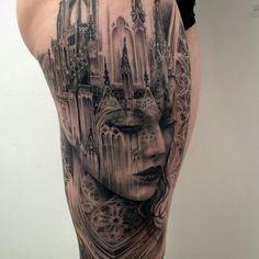 1000 ideas about leg sleeve tattoos on pinterest leg sleeves leg tattoos and tattoos and. Black Bedroom Furniture Sets. Home Design Ideas