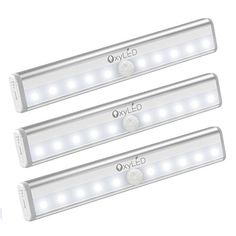 Enthusiastic Cabinet Light Led Motion Sensor Strip Motion Activated Bed Light Battery Operated Warm White Hot Wardrobe Lamp Under Cabinet Lights