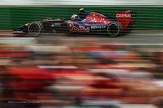 Daniil Kvyat, Toro Rosso, Albert Park, Saturday, 2014