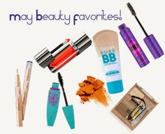 Nikole DeBell Beauty: May Beauty Favorites. Monthly beauty favorites! Maybelline, Milani, Essence, Revlon