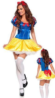 Lovely Snow White Costume