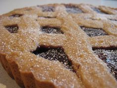 Baking and Mistaking: Classic Linzer Torte