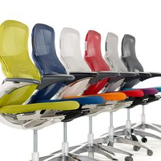 #Generation by #knoll. #conforto #saude #bemestar #workplacedesign. @EscinterMS #moveis #cadeiras #escritorio