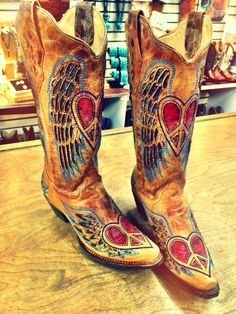Boots ~ Hewlett and Dunn Jean and Boot Barn, Collierville, Tennessee 901-853-2636