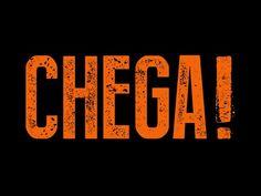 """http://facebook.com/GabrielOPensadorOficial Video Lyric da música """"Chega"""" do Gabriel o Pensador. março de 2015"""