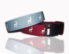 #Country #Traditional #Rustic Style #Reindeer Dog Collar From £12 #CRAFTfest