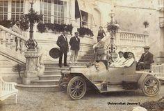 Villa Victoria, una de las famosas villas de Benicàssim a principios del S. XX