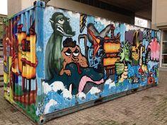 Graffiti Street Art - Love It or Hate It?