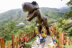 DINOSAURS ISLAND BAGUIO: The Lost World Jurassic Park in Benguet!? #BaguioEcoPark