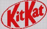 cuisine - kitchen - kit kat - point de croix - cross stitch - Blog : http://broderiemimie44.canalblog.com/