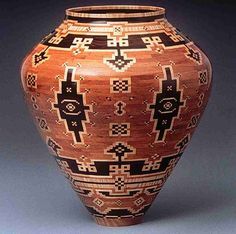 Segmented wood turnings by Eucled Moore... Eucled's work is some of the best in the world! You must visit his website!