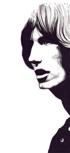 Roger Waters by ~omppu on deviantART Pink Floyd, Fans, Roger Waters, Project 3, Album, Caricatures, Music Is Life, Rock Art, Hard Rock