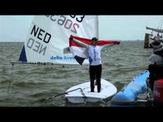 Holanda: Video HIGHLIGHTS Medal Race day 5 Delta Lloyd Regatta