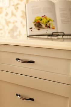 cabinet pulls - found on amazon; pick color