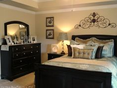 bedroom ideas dark furniture. Interior Design Ideas. Home Design Ideas