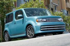 Nissan Cube Wagon Picture