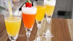 4 drinks de festa