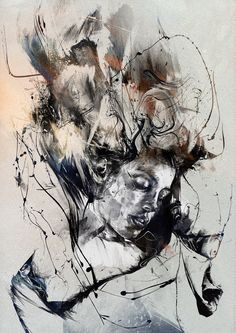 Gorgeous Illustrations By Russ Mills - http://www.2014interiordesign.com/cute-ideas/gorgeous-illustrations-by-russ-mills/