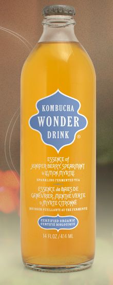 Essence of Juniper Berry, Spearmint & Lemon Myrtle #kombuchawonderdrink #kombucha #tea